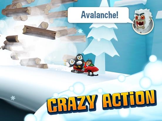 Screenshot #2 for Ski Safari 2