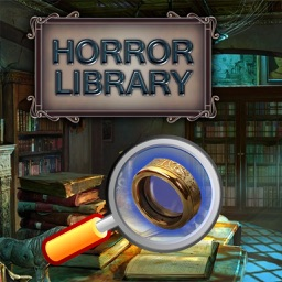 Search and Find Hidden Object Games Horror Library