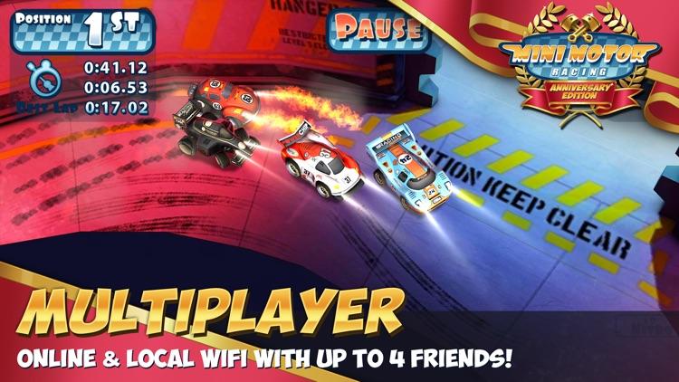 Mini Motor Racing screenshot-4
