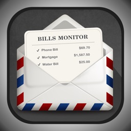 Bills Monitor Pro for iPad - Bill Manager & Minder