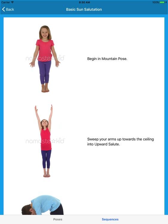 Kids Yoga Deck screenshot-4
