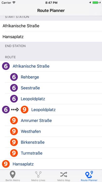 Berlin Metro & Subway