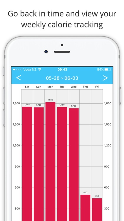 5:2 Fast Diet Calculator, Tracker & Planner screenshot-4