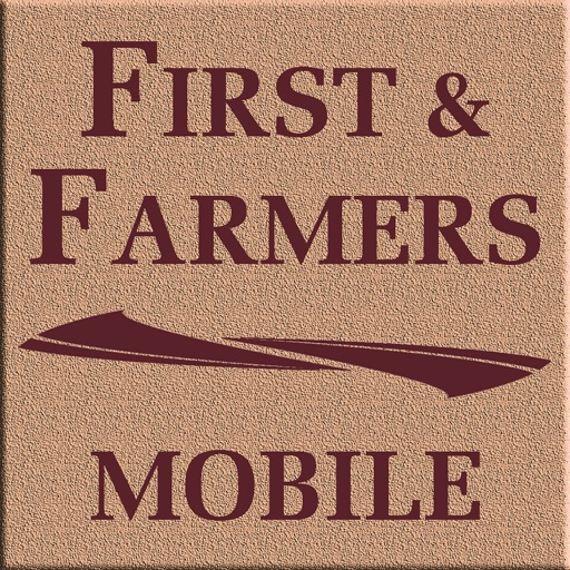 The First & Farmers Bank for iPad