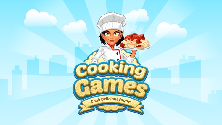 Cooking Games Pizza Fast Food Maker & Kitchen Chef