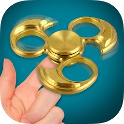 Speed Spinner Game  –  3D Hand Spinner Simulator