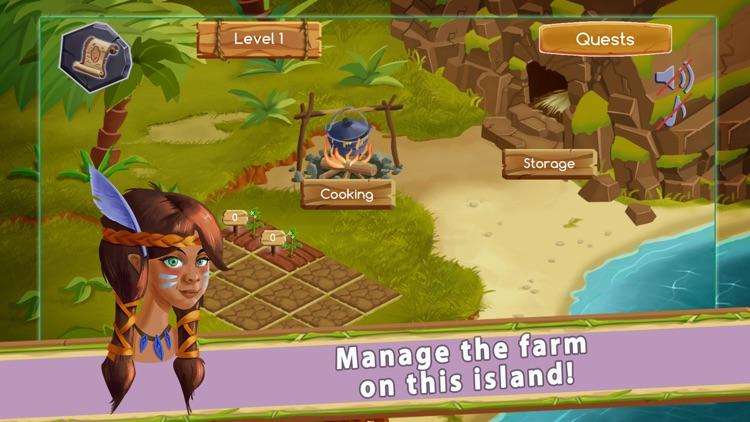 Island Oasis Idle Tycoon screenshot-0