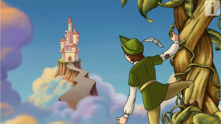 Jack and the Beanstalk Interactive Storybook screenshot-0