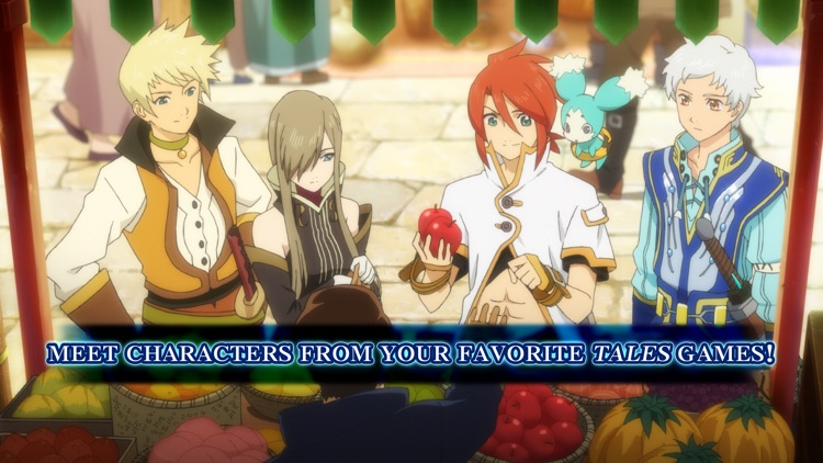 Tales of the Rays screenshot-4