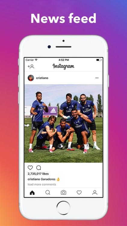 GramPad Client for Instagram