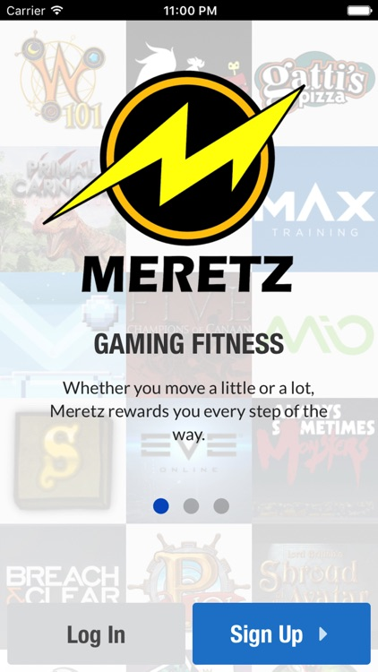 Meretz - Earn Loot Every Step of the Way
