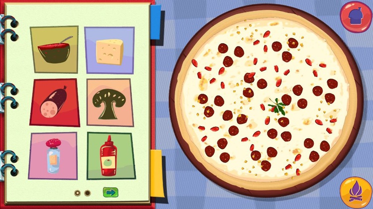Pizza Maker Game - Fun Cooking Games screenshot-3