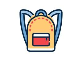 High School Sticker Pack