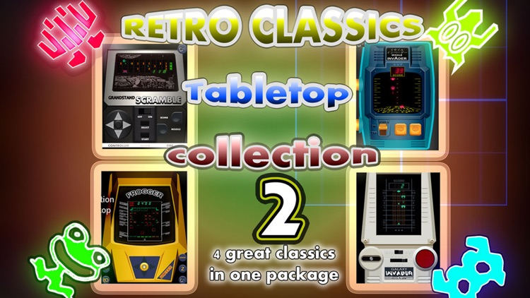Retro Classics: Tabletop Collection 2
