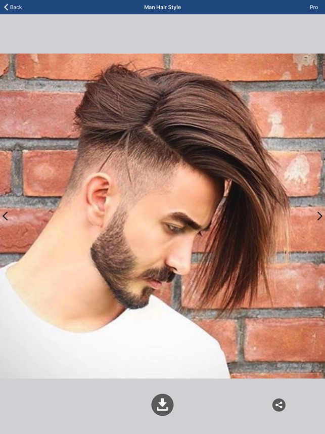 Men Hair Style Alluring Latest Hair Style For Men 2017 On The App Store