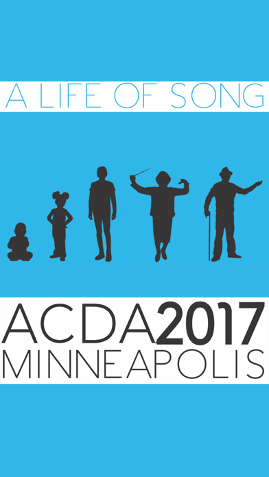 ACDA 2017 National Conference screenshot 1
