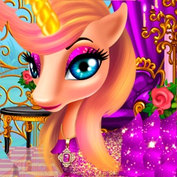 Pony Games: Little Dress up Pony Games for Girls