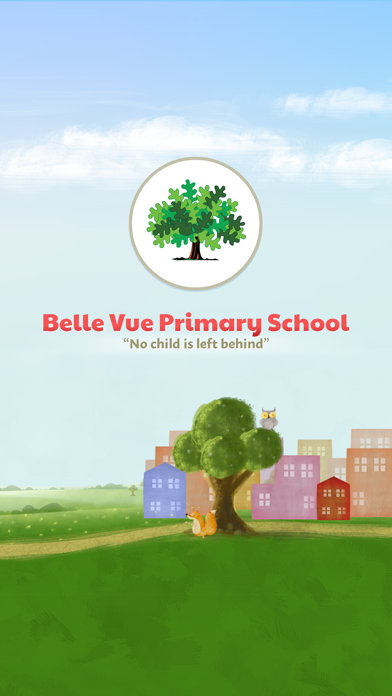 Belle Vue Primary School screenshot one