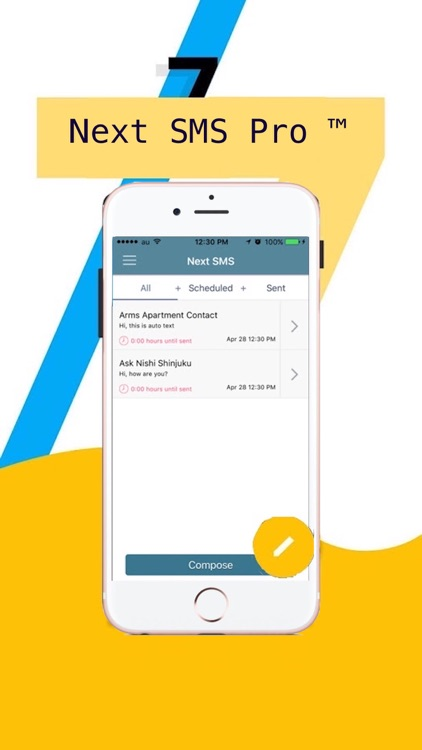 Next SMS Pro ™