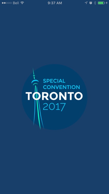 Toronto Special Convention 2017 - Delegate App screenshot-0