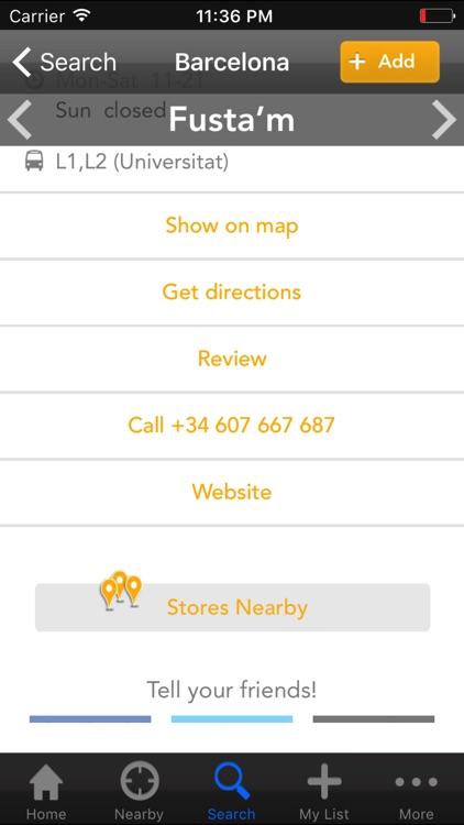 Shopikon Barcelona screenshot-3