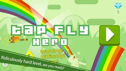 Tap Fly Hero screenshot 1