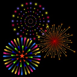 Animated Fireworks Party for iMessage