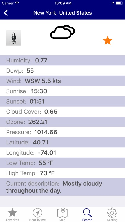 Multi Weather Forecast screenshot-4