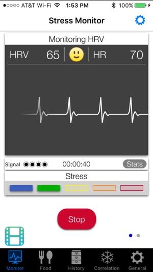 Primal blueprint primalbeat hrv en app store capturas de pantalla del iphone malvernweather Image collections