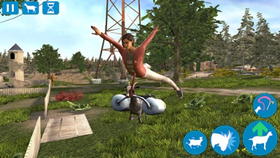 Screenshot for Goat Simulator in New Zealand App Store