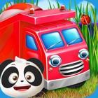 儿童游戏 - 儿童宝宝小汽车巴士游戏 icon