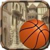 中世の都市バスケットボール-リアルストリートシュートゲーム