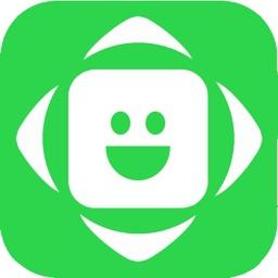 AspectKey - Color keyboard themes with emoji