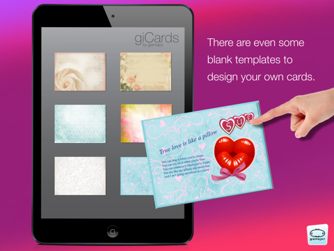 giCards-Love screenshot 4