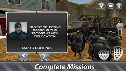 Extreme Military Offroad screenshot 3