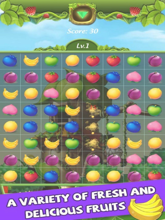 Green House Fruit - Mania Juice screenshot 3