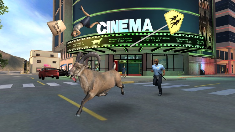 Goat Simulator PAYDAY screenshot-4