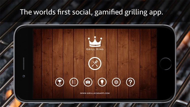 Grill King - Multi-Grill Timer for Steak & BBQ
