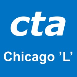 Chicago 'L' - Metro Map
