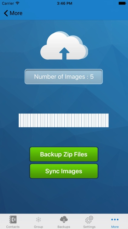 My Contacts Backup, Photo and Video Backup screenshot-3