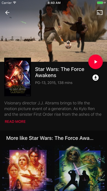 Google Play Movies & TV screenshot-4
