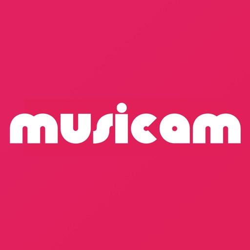 musicam the music video camera