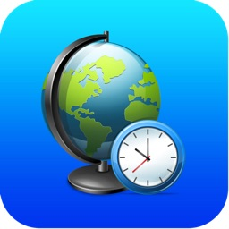 World Clock Map