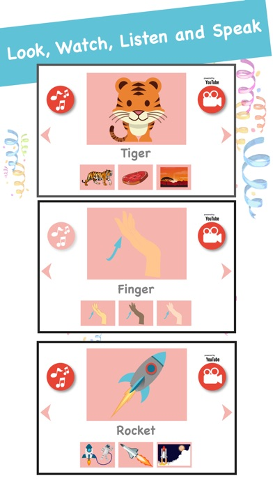 Screenshot #8 for Sami Tiny FlashCards toddlers