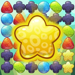 Candy and Jelly Blast - Match 3 Game