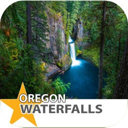 Oregon Waterfalls