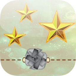 Smash The Falling Down Stars With Your Slingshot