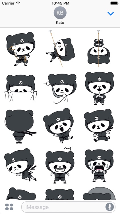 PANDA Ninja Panzo screenshot-1