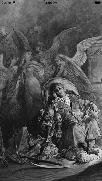 "Edgar Allan Poe's ""The Raven"" Fully Illustrated"