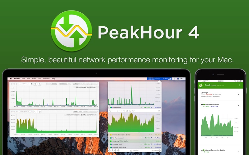 PeakHour 4 Screenshots